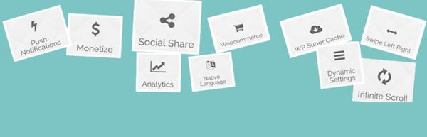 WordPress App erstellen mit AndroApp